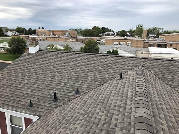 Asphalt Shingle Roofing Service