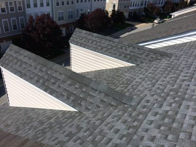 Residential Asphalt Roofing Service